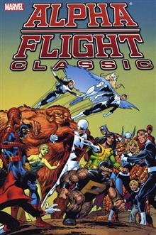 ALPHA FLIGHT CLASSIC VOL 1 TP