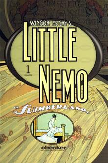 LITTLE NEMO IN SLUMBERLAND VOL 1 LTD ED HC