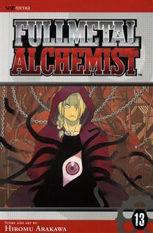 FULLMETAL ALCHEMIST GN VOL 13