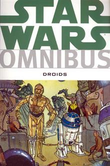 STAR WARS OMNIBUS DROIDS TP