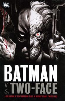 BATMAN VS TWO FACE TP