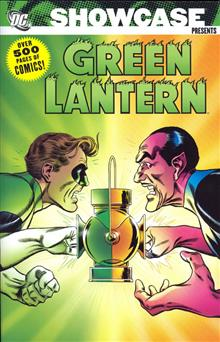 SHOWCASE PRESENTS GREEN LANTERN TP VOL 03