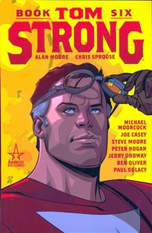 TOM STRONG TP BOOK 06