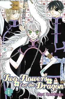 TWO FLOWERS FOR THE DRAGON VOL 01 (C: 1-0-0)