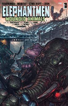 ELEPHANTMEN TP VOL 01 WOUNDED ANIMALS (C: 0-1-2)
