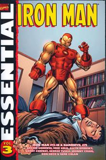 ESSENTIAL IRON MAN TP VOL 03 (old version)