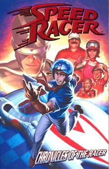 SPEED RACER CHRONICLES OF THE RACER TP