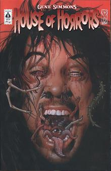 GENE SIMMONS HOUSE OF HORRORS TP