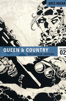 QUEEN & COUNTRY DEFINITIVE ED VOL 2 TP (MR)