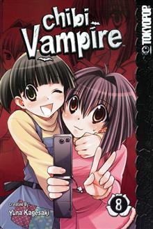 CHIBI VAMPIRE GN VOL 08 (OF 12) (MR)