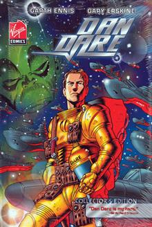 DAN DARE OVERSIZED UK HC VOL 01 (C: 0-0-1)