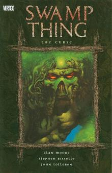 SWAMP THING VOL 3 THE CURSE TP