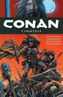 CONAN VOL 7 CIMMERIA HC