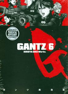 GANTZ TP VOL 06 (MR)