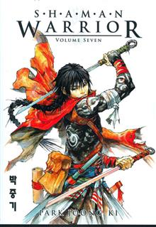 SHAMAN WARRIOR VOL 7 TP