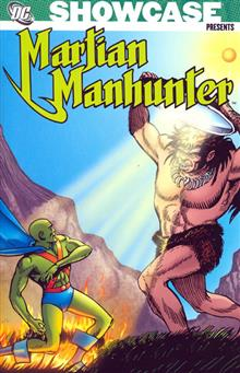 SHOWCASE PRESENTS MARTIAN MANHUNTER VOL 2 TP