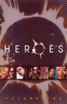 HEROES VOL 2 TP
