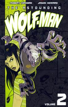 ASTOUNDING WOLF MAN VOL 2 TP