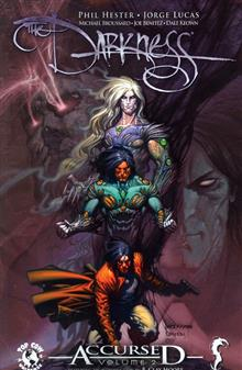 DARKNESS ACCURSED VOL 2 TP