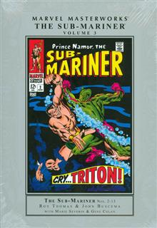 MMW SUB-MARINER VOL 3 HC