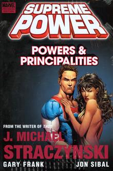 SUPREME POWER POWERS & PRINCIPALITIES PREM HC