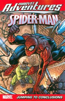 MARVEL ADVENTURES SPIDER-MAN VOL 12 DIGEST TP