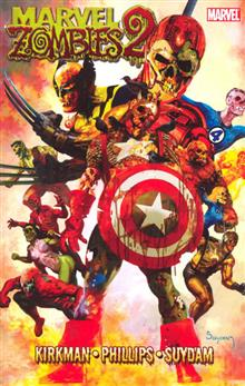 MARVEL ZOMBIES 2 TP