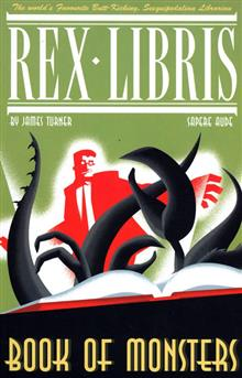 REX LIBRIS VOL 2 BOOK OF MONSTERS TP