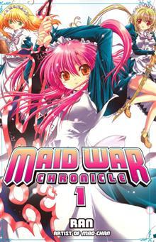 MAID WAR CHRONICLE VOL 1 GN