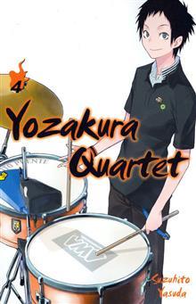 YOZAKURA QUARTET VOL 4 GN