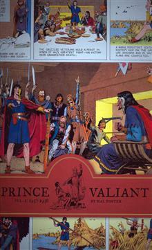 PRINCE VALIANT HC VOL 01 1937-1938 (NEW PTG)