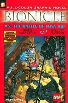 BIONICLE VOL 5 GN