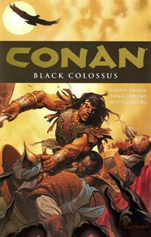 CONAN TP VOL 08 BLACK COLOSSUS