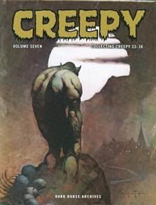 CREEPY ARCHIVES HC VOL 07
