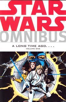 STAR WARS LONG TIME AGO OMNIBUS TP VOL 01 (C: 1-1-