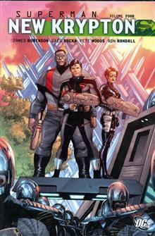 SUPERMAN NEW KRYPTON HC VOL 04