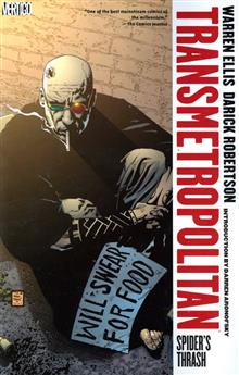 TRANSMETROPOLITAN TP VOL 07 SPIDERS THRASH NEW ED (MR)
