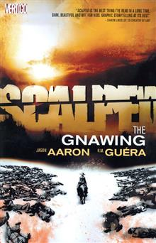 SCALPED TP VOL 06 THE GNAWING (MR)