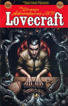 STRANGE ADVENTURES OF HP LOVECRAFT TP VOL 01 (MR)