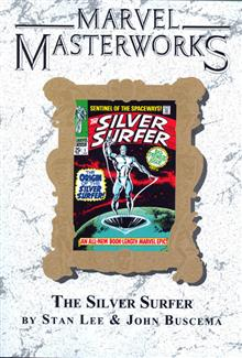 MMW SILVER SURFER TP VOL 01 DM VAR ED 15