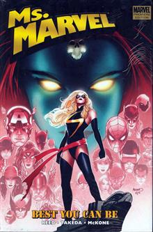 MS MARVEL PREM HC VOL 09 BEST YOU CAN BE