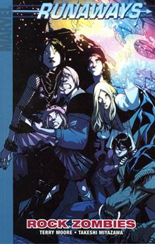 RUNAWAYS TP VOL 10 ROCK ZOMBIES DIGEST