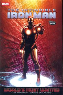 INVINCIBLE IRON MAN TP VOL 03 MOST WANTED BOOK 2