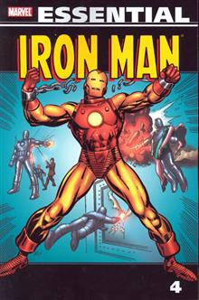 ESSENTIAL IRON MAN TP VOL 04