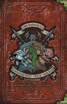 BERONAS HUNDRED YEAR WAR PREVIEW BOOK