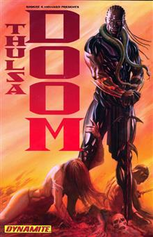 ROBERT E HOWARD PRESENTS THULSA DOOM TP
