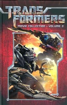 TRANSFORMERS MOVIE COLLECTION HC VOL 02