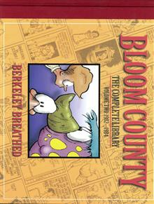 BLOOM COUNTY COMPLETE LIBRARY HC VOL 02
