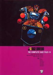 JUDGE DREDD COMPLETE CASE FILES TP VOL 15 (C: 0-1-