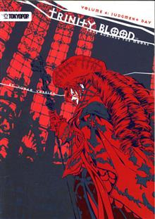 TRINITY BLOOD RAGE AGAINST THE MOONS NOVEL VOL 04
